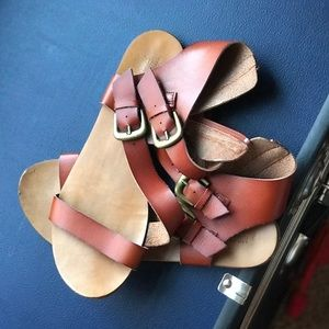 Mossimo Supply Co. Strap Sandals